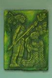 Майяская реплика артефакта Стоковое фото RF