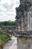 Майяские руины в Uxmal Юкатане Стоковые Фотографии RF
