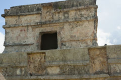 Майяские руины. стоковое фото