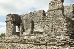 Майяские руины. стоковые фото