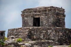 Майяские руины стоковая фотография rf