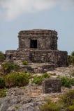 Майяские руины стоковая фотография