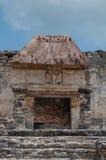Майяские руины стоковые фото
