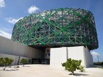 Майяский музей в Мериде Юкатане Стоковые Изображения RF