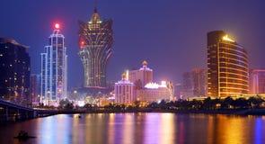 Макао, Китай Стоковое Изображение