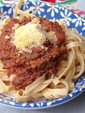 макаронные изделия еды Стоковые Фото