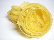 макаронные изделия лапшей яичка Стоковое фото RF