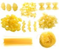 макаронные изделия собрания Стоковая Фотография