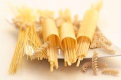 макаронные изделия Стоковое Фото