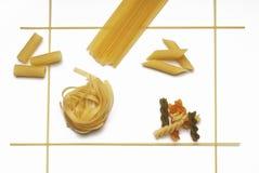 макаронные изделия Стоковые Фотографии RF