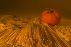 макаронные изделия Стоковые Фото