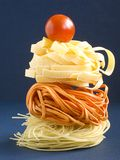 макаронные изделия итальянки ii Стоковые Фото