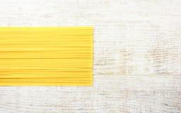 макаронные изделия абстрактной предпосылки итальянские сырцовые Стоковые Фото