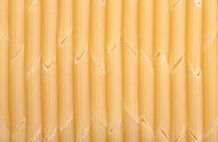 макаронные изделия крупного плана сырцовые Стоковые Фотографии RF