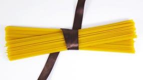 Макаронные изделия 3 спагетти Стоковое Фото