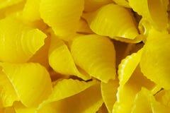 макаронные изделия сырцовые Предпосылка крупного плана макаронных изделий Стоковое Изображение RF