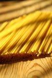 Макаронные изделия b спагетти Стоковая Фотография RF