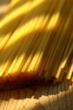 Макаронные изделия c спагетти Стоковое фото RF