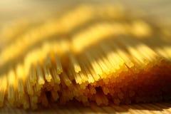 Макаронные изделия d спагетти Стоковое Фото