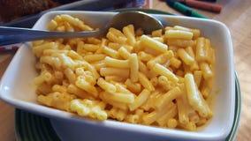 Макарон и сыр стоковое изображение
