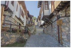 Македонская деревня 24 Стоковое Изображение RF