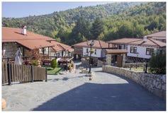 Македонская деревня 21 Стоковая Фотография