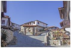 Македонская деревня 10 Стоковая Фотография