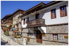 Македонская деревня 4 Стоковое Изображение