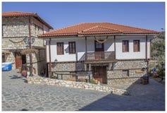 Македонская деревня 2 Стоковые Фото