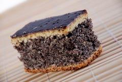 маковое семеня торта Стоковые Изображения RF