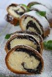 маковое семеня торта Стоковое Фото