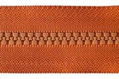 Макрос застежки -молнии Стоковое Изображение RF