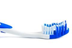 Макрос зубной щетки Стоковое Изображение RF