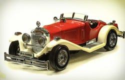 Макрос лихтера автомобиля MG Стоковые Фотографии RF