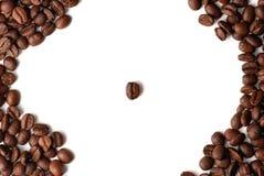 макрос кофе Стоковые Фотографии RF