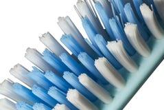 Макрос крайности зубной щетки Стоковые Изображения RF
