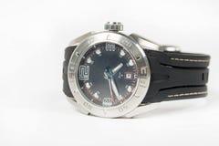 Макрос крупного плана резвится наручные часы Стоковая Фотография RF