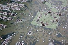 макрос оборудования Стоковое Изображение RF