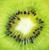 Макрос плодоовощ кивиа Стоковое Изображение