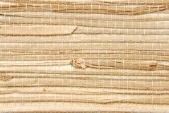 Макрос текстуры ткани травы Стоковая Фотография RF