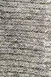 Макрос ткани шерстей стоковое изображение