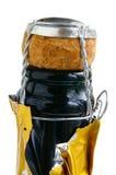 макрос шампанского Стоковое Фото