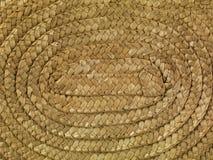 Макрос III соломенной шляпы стоковая фотография rf