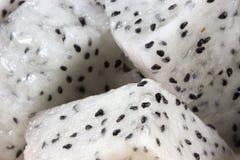 Макрос Pitaya или pitahaya Стоковая Фотография RF