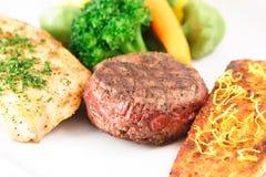 максимальный протеин еды Стоковые Фотографии RF