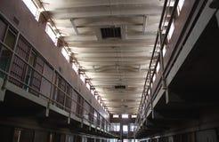 Максимальное крыло тюрьмы безопасностью Стоковое Фото