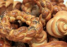 мак bagels Стоковое Фото