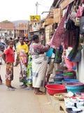 малагасийский рынок Стоковые Изображения RF