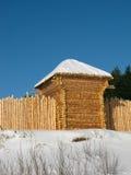 малая башня деревянная Стоковое Фото