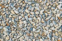 Малая белизна облицовывает предпосылку ИЛИ малую белую текстуру камней Стоковые Изображения RF
